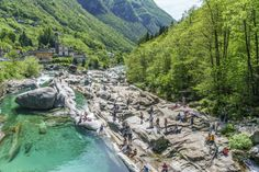 Ausflugsziele Schweiz: 99 Ideen für einen tollen Tagesausflug Natural Wonders, Places To Go, Road Trip, Scenery, Journey, River, Nature, Outdoor, Fitness Workouts