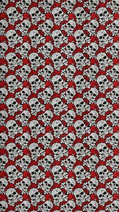 Camo Wallpaper, Pretty Phone Wallpaper, Hd Wallpaper Android, Cellphone Wallpaper, Gamer Tattoos, Skull Tattoos, Cool Screensavers, Skull Pictures, Skull Artwork