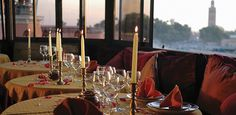 Restaurants in Marrakech – Le Marrakchi Places To Eat, Places Ive Been, Marrakech Morocco, Trips, Restaurants, Spaces, City, Travel, Traveling