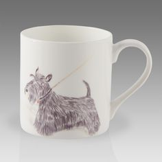 Paul Smith Mugs - Scottish Terrier PrintedMug