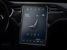 Mind blowing concepts of car user interfaces:
