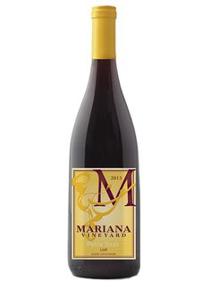 Mariana toasts mother earth and all the bounty she offers. Try the Mariana 2013 Lodi Petite Sirah, a big bold red with berry aromas in the attack, big tannins and a smooth finish.