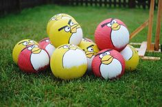 angry bird party-