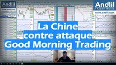 La Chine contre attaque dans la guerre commerciale, le Good Morning Trading du 3 avril 2018  https://www.andlil.com/la-chine-contre-attaque-202640.html