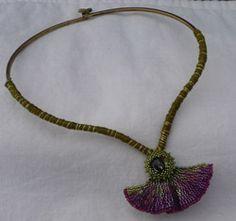 Roseann Straub's Pink Lotus (Beads)