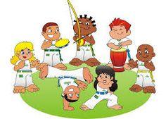 Resultado de imagem para tema de festa infantil capoeira