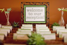 John and Angela's Wedding at Aliso Viejo Country Club. #alisoviejowedding #california #alisoviejo #orangecounty #reception #whiteandgreen #decoration