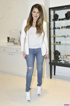 Khloe Kardashian Fashion Images The Fabulous Khloe Kardashian