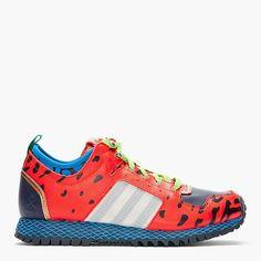 hot sale online 4d017 c8500 175.00 Adidas Originals X Opening Ceremony New York Run Sneakers – Toro  AdidasOriginals OpeningCeremony Sneakers streetwear