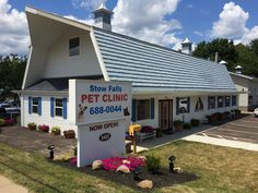 Stow Falls Pet Clinic located at 3403 Kent Road, Stow, Ohio contact us at Same great doctors and staff as Stow Kent Animal Hospital! Pet Vet, Pet Clinic, Stow Ohio, Exotic Pets, Your Pet, Health Care, Animal Vet, Doctors, Animals
