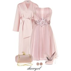 """Pink Jacket Contest"" by sherryvl on Polyvore"