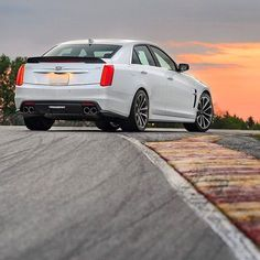 Raw power. Refined style. #CTS #VSERIES - photo from cadillac #FieldsCadillac #Cadillac #StAugustine #SaintAugustine #Florida #Augustine