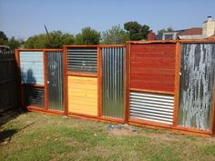 Corrugated panels and pallet wood