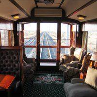 Rovos Rail. Africa Luxury Train