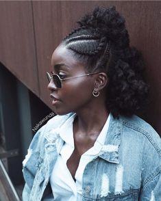 Serving a lil dark chocolate - Natural Hair Styles Hot Hair Styles, Curly Hair Styles, Natural Hair Styles, Hair Afro, Kinky Hair, 4c Hair, Pelo Afro, Natural Hair Inspiration, Afro Hairstyles