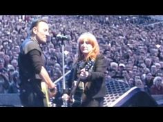 Bruce Springsteen - Tougher Than The Rest- Croke Park, Dublin 27th May 2016 - YouTube