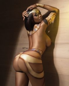Египетская богиня   Офигетто!