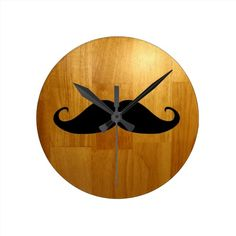 Up cycle those piano keys and parts into a clock clock mechanisms funny mustache on shiny wood texture background round clock fandeluxe Gallery