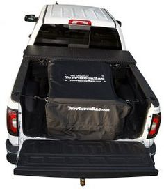 Tuff Truck Bag - Black Waterproof Truck Bed Cargo Carrier, x x Best Truck Bed Covers, Automotive Solutions, Pickup Covers, Tonneau Cover, Best Fishing, Trucks, Accessories Online, Bags, Management