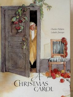 Lisbeth Zwerger -A Christmas Carol by Charles Dickens                                                                                                                                                      More