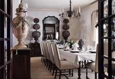 The Enchanted Home: Designer Spotlight: John Jacob Interiors- an encore!