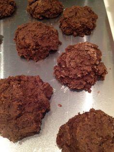 Chocolate Pumpkin Spice Cookies (Vegan)