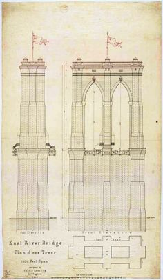 The Brooklyn Bridge | John Roebling