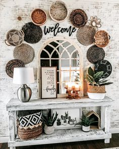 It's a rainy and gloomy day and I'm enjoying my comfy clothes. for now anyway, my daughter has a skill assessment for softball tonight so I guess I'll have to put jeans on eventually 🤷🏼♀️ hope y'all are having a great Tuesday ❤️ Unique Wall Decor, Home Wall Decor, Cheap Home Decor, Entryway Decor, Wall Decor Boho, Cheap Wall Decor, Bedroom Decor, Kirkland Home Decor, Entry Way Design