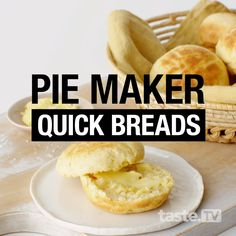 Mini Pie Recipes, Baking Recipes, Dessert Recipes, Easy Pie, Easy Bread, Breville Pie Maker, Brownie Recipe Video, Easy Chicken Dinner Recipes, Mini Pies