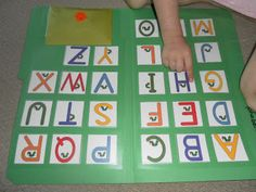 Rockabye Butterfly: Upper and Lower Case Alphabet Activities!