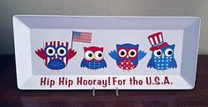 HIP HIP HOORAY!  FOR THE U.S.A.