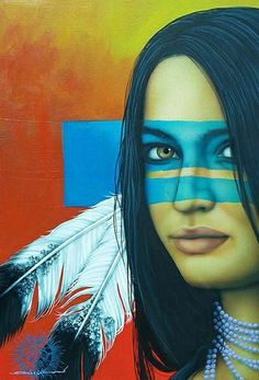 native  American art by victor gomez | Art by Victor Crisostomo Gomez | Native American Indians,