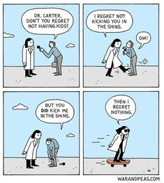 25+ Hilarious Comics With Unexpected Endings By War And Peas (New Pics) #frenchlessonsfunny