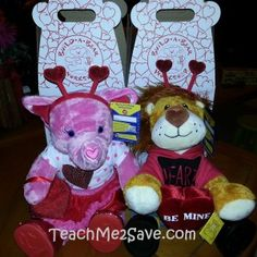 Give A Gift With Heart from Build-A-Bear Workshop #buildabear #sharebabwwishes
