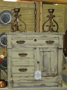 #distressed #furniture