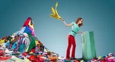 143 grandes marcas de moda se unem ao Global Fashion Agenda para um futuro sustentável - Stylo Urbano #moda #sustentabilidade #reciclagem
