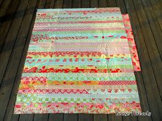 LOOSE THREADS: A Jelly Roll Race