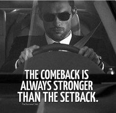 """""""Un regreso es siempre más fuerte que un revés"""" #ManUp #LaPuraNeta #AllTruth #ActorsLife"""