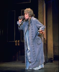 """Annie"" - Dorothy Loudon as Miss Hannigan"