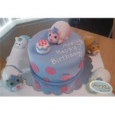 Image result for hamster cake pictures