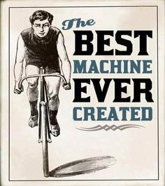 Bike - The best machine ever created ! A bicycle, often called a bike (and sometimes referred to as a Bicycle Quotes, Cycling Quotes, Cycling Art, Road Cycling, Cycling Bikes, Cycling Equipment, Indoor Cycling, Road Bikes, Folding Mountain Bike
