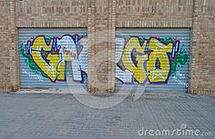 Street Art Graffiti - Download From Over 30 Million High Quality Stock Photos, Images, Vectors. Sign up for FREE today. Image: 50228164