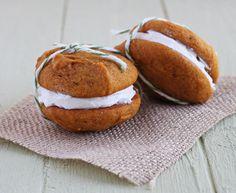 Pumpkin Whoopee Pies! More pumpkin recipes @BrightNest Blog