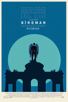 THE MOVIE WAFFLER: Check out these Birdman international city posters