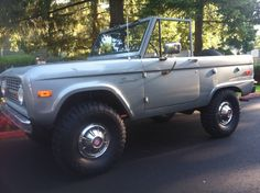 Third times a charm - Page 5 Old Ford Bronco, Bronco Truck, Early Bronco, Classic Bronco, Classic Ford Broncos, Classic Cars, Cool Trucks, Cool Cars, Small Trucks