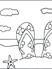 Beach Coloring Pages Idea. Find out our collection of beach coloring sheets idea below. Summer Coloring Sheets, Beach Coloring Pages, Free Coloring Sheets, Animal Coloring Pages, Coloring Pages To Print, Coloring Book Pages, Printable Coloring Pages, Coloring Pages For Kids, Toddler Beach