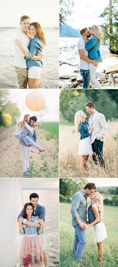 What to Wear for Engagement Photos 2018 Spring Summer Outfit Trends! Stylish Denim & Jeans