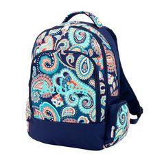Emerson Paisley Backpack
