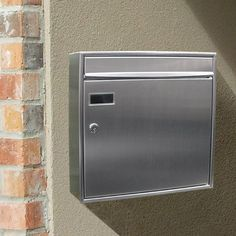 Mailboxes - View Point by European Home. $166.50. Budget Mailboxes has a 1-day sale on the Stainless Steel Modern, Contemporary View Point Mailbox by European Home. This item is sometimes also known as: GLB-003 - - - WL-GLB-003BM, GLB-003