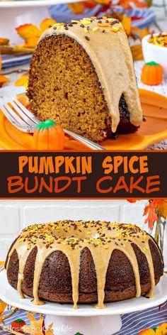 Pumpkin Spice Bundt